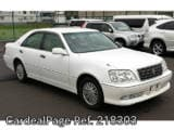 Used TOYOTA CROWN Ref 218303
