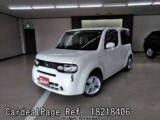 Used NISSAN CUBE Ref 218406