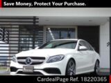 Used AMG AMG C-CLASS Ref 220365