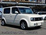 Used NISSAN CUBE CUBIC Ref 220372