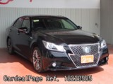 Used TOYOTA CROWN Ref 220585