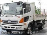 Used HINO HINO RANGER Ref 220630