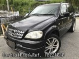 Used MERCEDES BENZ BENZ M-CLASS Ref 221040