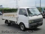Used MAZDA BONGO BRAWNY TRUCK Ref 221711