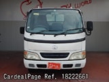 Used TOYOTA TOYOACE Ref 222661