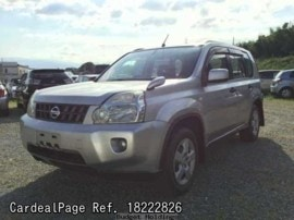 NISSAN X-TRAIL T31 Big1