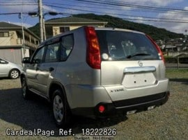 NISSAN X-TRAIL T31 Big2