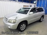 Used TOYOTA KLUGER Ref 223093