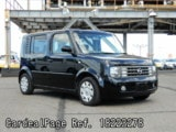 Used NISSAN CUBE CUBIC Ref 223278
