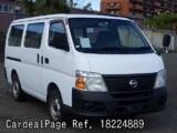 Used NISSAN CARAVAN VAN Ref 224889