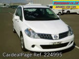 Used NISSAN TIIDA LATIO Ref 224995