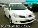 Used NISSAN TIIDA LATIO Ref 224996