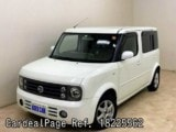 Used NISSAN CUBE CUBIC Ref 225562