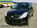 Used SUZUKI SWIFT Ref 226500