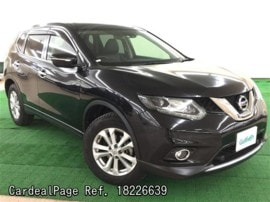 NISSAN X-TRAIL NT32 Big1