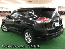 NISSAN X-TRAIL NT32 Big2
