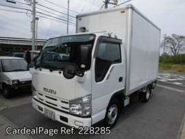 ISUZU ELF NHR85AN Big1