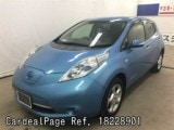 Used NISSAN LEAF Ref 228901