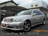 Used TOYOTA CELSIOR Ref 229795