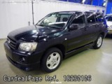 D'occasion TOYOTA KLUGER Ref 230106