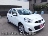 Used NISSAN MARCH Ref 230991