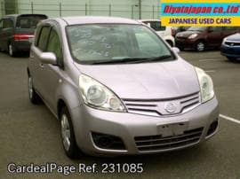 NISSAN NOTE E11 Big1