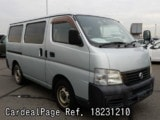 Used NISSAN CARAVAN VAN Ref 231210