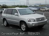 Used TOYOTA KLUGER Ref 231221