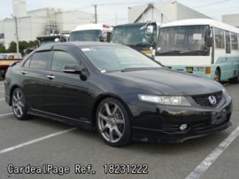 HONDA ACCORD CL7 Big1