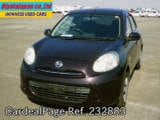 Used NISSAN MARCH Ref 232883