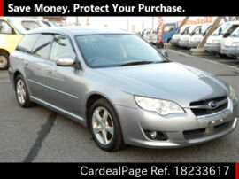 SUBARU LEGACY TOURING WAGON BP5 Big1