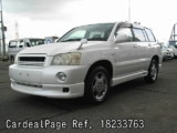 D'occasion TOYOTA KLUGER Ref 233763