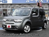 Used NISSAN CUBE Ref 233815