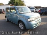 Used NISSAN CUBE Ref 234451