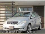 Used MERCEDES BENZ BENZ B-CLASS Ref 234651