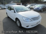 Used TOYOTA ALLION Ref 235394