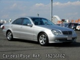 Used MERCEDES BENZ BENZ E-CLASS Ref 236162