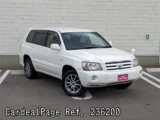 Used TOYOTA KLUGER Ref 236200