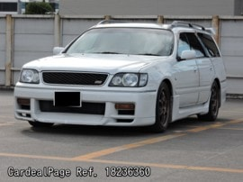 NISSAN STAGEA WGNC34KAI Big1
