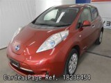 Used NISSAN LEAF Ref 236454
