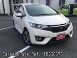 Used HONDA FIT Ref 236673