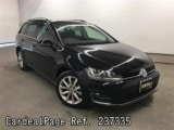 Used VOLKSWAGEN VW GOLF VARIANT Ref 237335