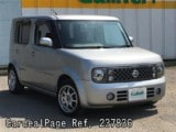 Used NISSAN CUBE Ref 237836