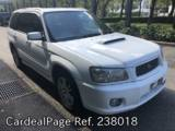 Used SUBARU FORESTER Ref 238018