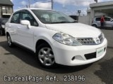 Used NISSAN TIIDA LATIO Ref 238196
