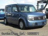 Used NISSAN CUBE CUBIC Ref 238371