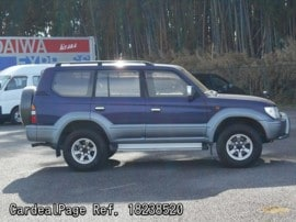 TOYOTA LAND CRUISER PRADO KZJ95W Big2