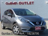Used NISSAN NOTE Ref 238795