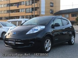 NISSAN LEAF AZE0 Big1