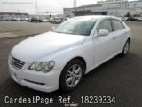 Used TOYOTA MARK X Ref 239334